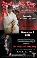 Norman Connor and Kim Waters - World AIDS Day Benefit...