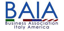 BAIA - Business Association Italy America logo