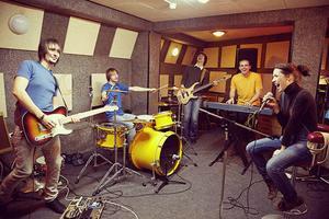 Basics Live Mixing Bands - Gent (Urgent.fm)