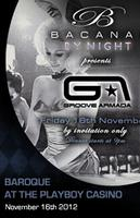 Bacanal by Night presents Groove Armada