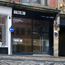 BALTIC 39 logo