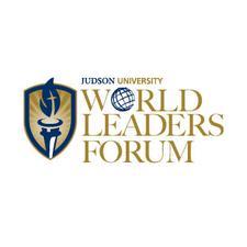World Leaders Forum logo