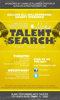 Alpha Talent Search