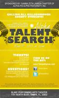 Alpha Talent Search