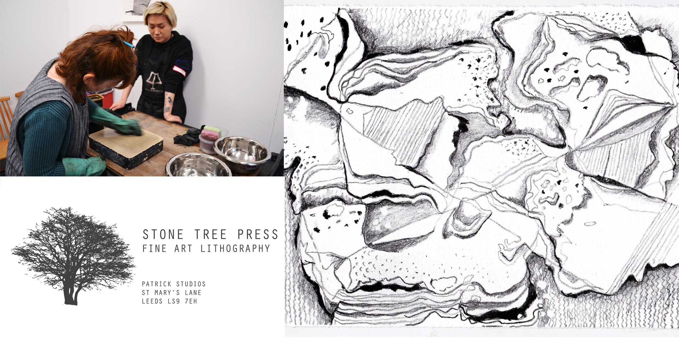 Stone Lithography Taster Course
