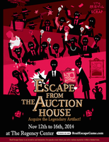 Real Escape Game SF Vol.8 - Escape from the Auction...