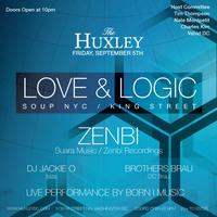 For The Love of Music feat a 2hr Ladies open bar