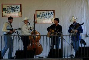 RAMONA BLUEGRASS AND OLD WEST FEST. 2013