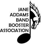 Jane Addams Band Booster Association logo