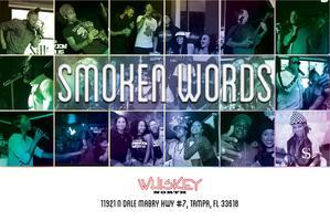 "Novacane presents ""Smoken Words"" The Ultimate Open Mic"