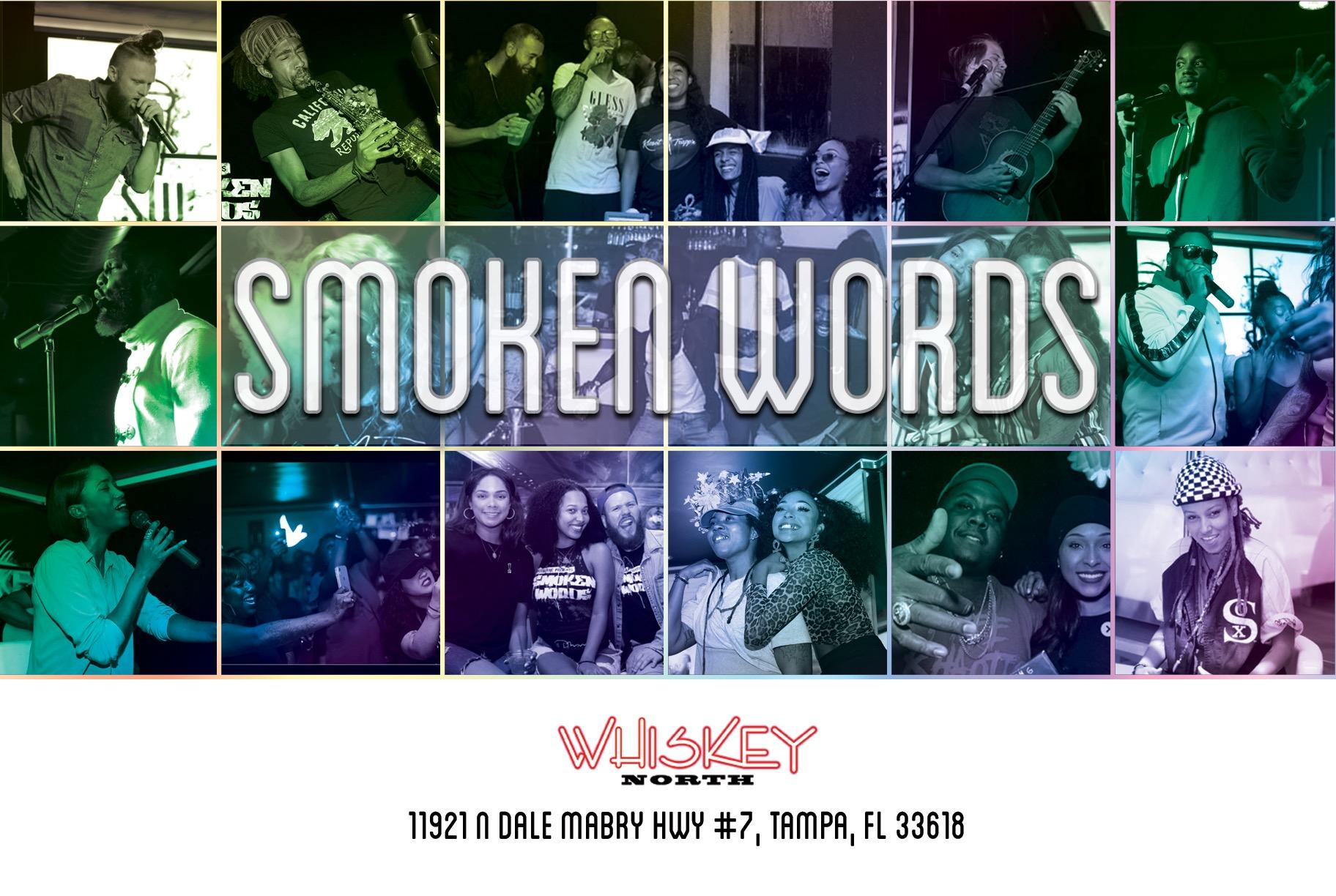 Novacane presents Smoken Words The Ultimate Open Mic
