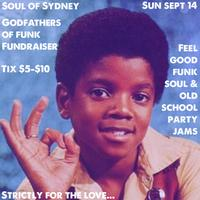 SOUL OF SYDNEY: Godfathers of Funk Fundraiser Special...