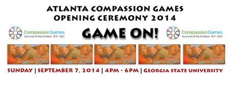 Atlanta Compassion Games | Opening Ceremony 2014