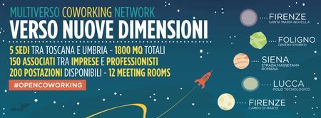 Primo incontro Multiverso Coworking Network