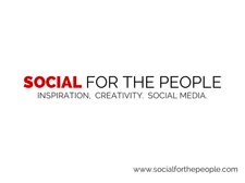 Social For The People logo