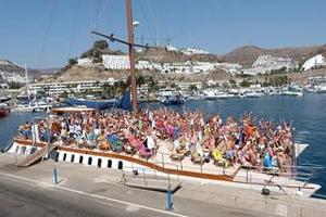 Mtv Boat Party Gran Canaria Thursday 4th of September