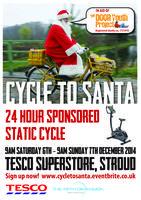 Cycle to Santa