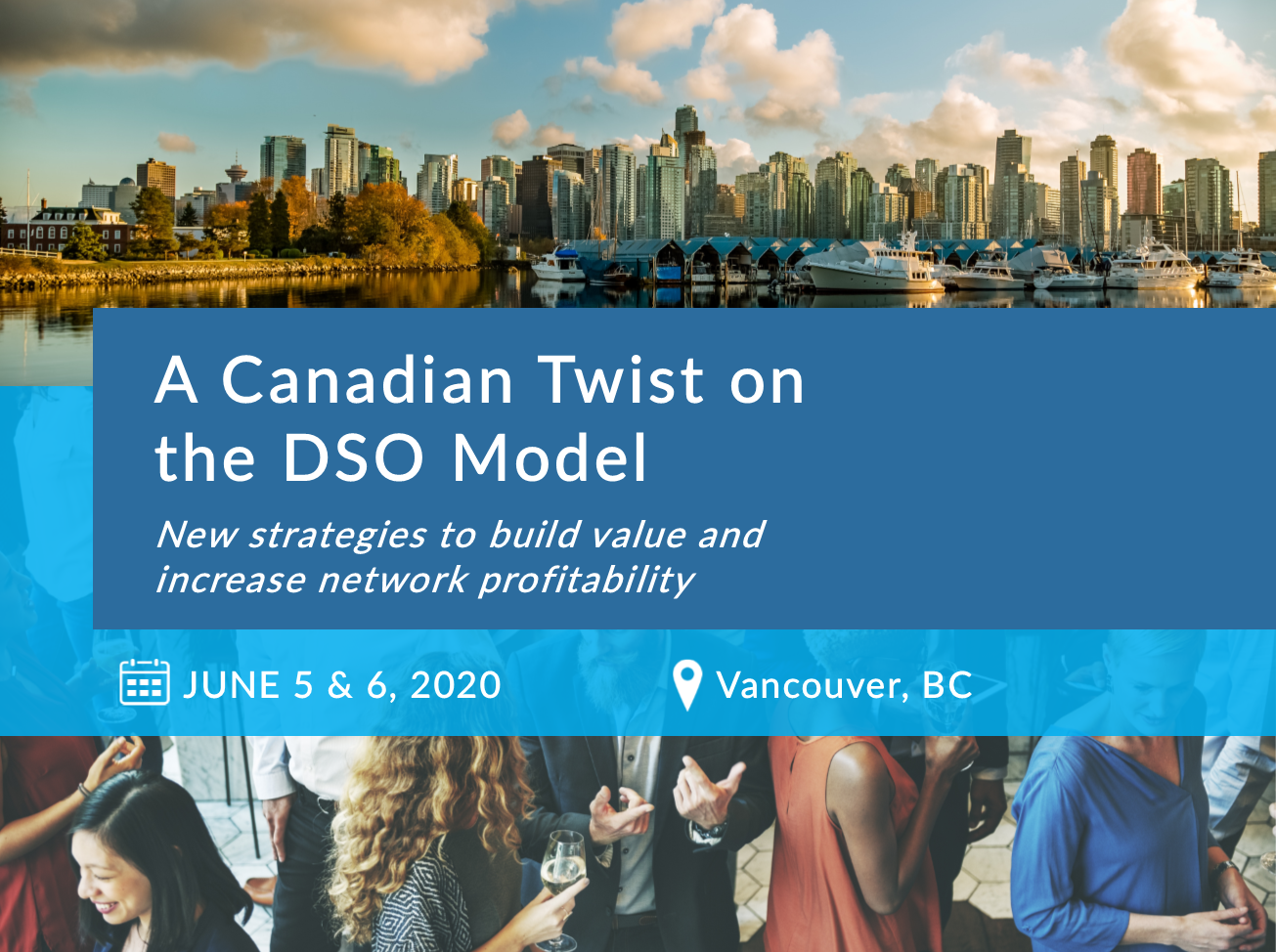 A Canadian Twist on the DSO Model