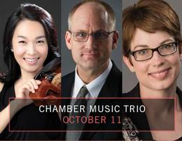 Chamber Music Trio Concert, presented by Bass School...