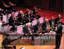 Count Basie Orchestra Concert, presented by Bass...