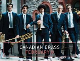 Canadian Brass Concert, presented by Bass School of...