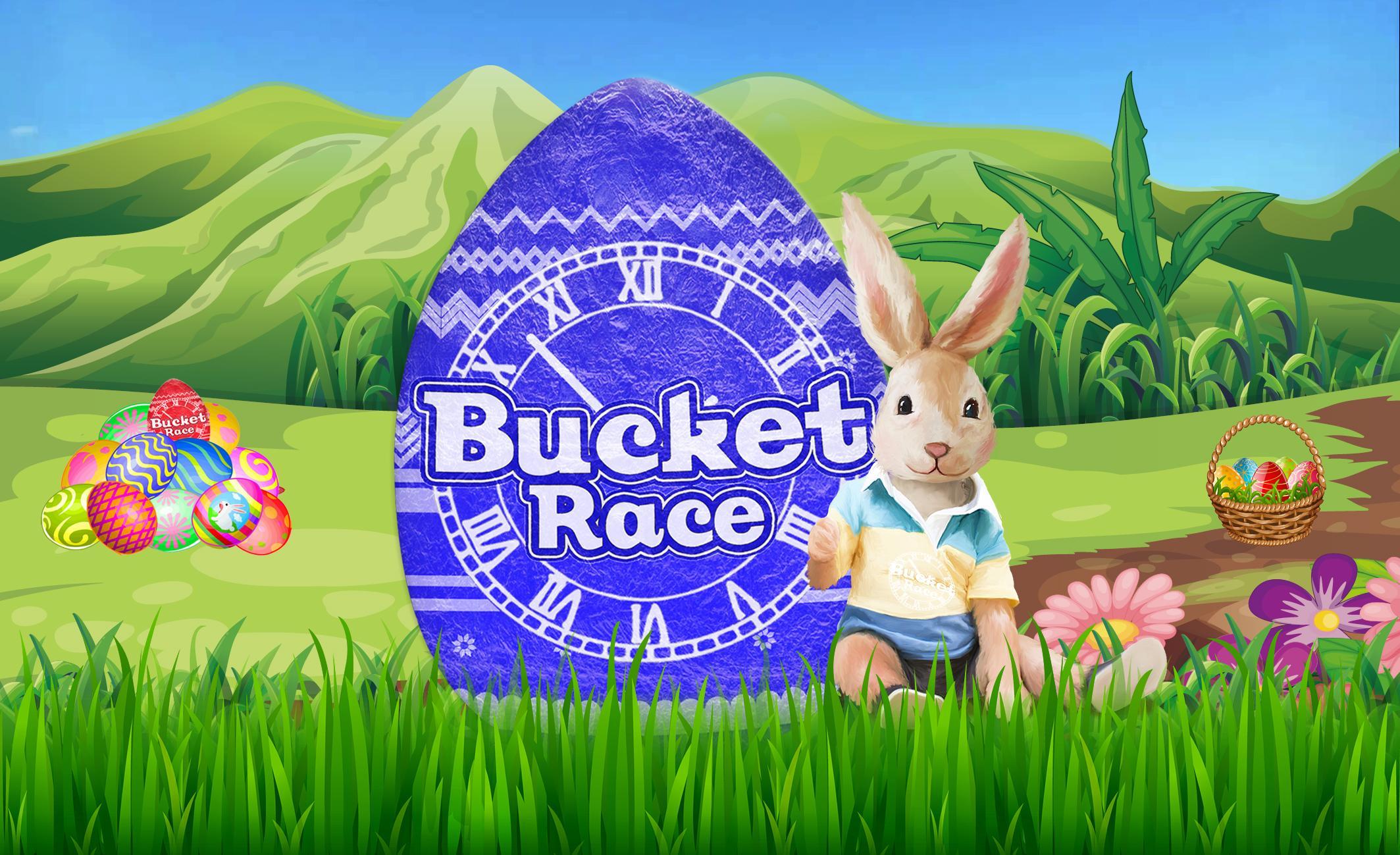 BucketRace (Scavenger Hunt) Easter Hunt