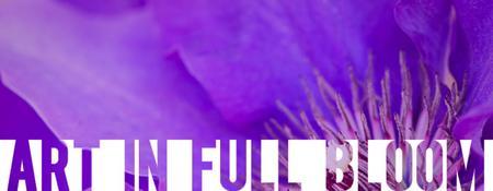 Art in Full Bloom Design Contest Registration