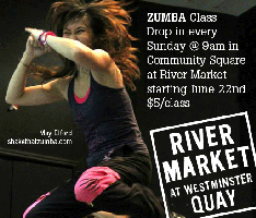 ZUMBA FITNESS - Drop in classes with May Elford at...