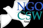 NGO CSW NY logo