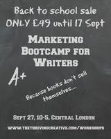Marketing For Writers