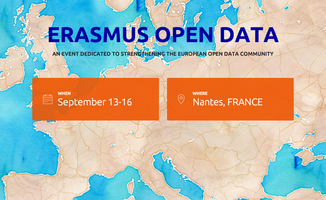 1st European Erasmus Open Data Event