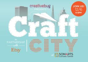 CANCELLED: Craft City: Gift-Wrapping Workshop with...