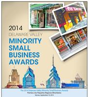 2014 DELAWARE VALLEY MINORITY SMALL BUSINESS AWARDS