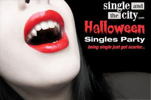 NYC's Largest Halloween Singles Party @Stitch Lounge....