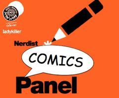 Nerdist Comics Panel at New York Super Week to benefit...