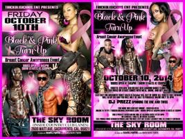 THICKOLISICIOUS ENT PRESENTS: THE PINK AND BLACK AFFAIR