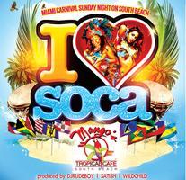 I LOVE SOCA miami edition - 2014