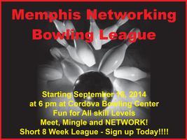 Memphis Networking Plus Bowling League