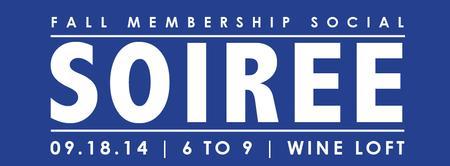 Fall Membership Social Soiree