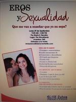 EROS Y SEXUALIDAD. TALLER DE 5 HORAS por: Maria E...