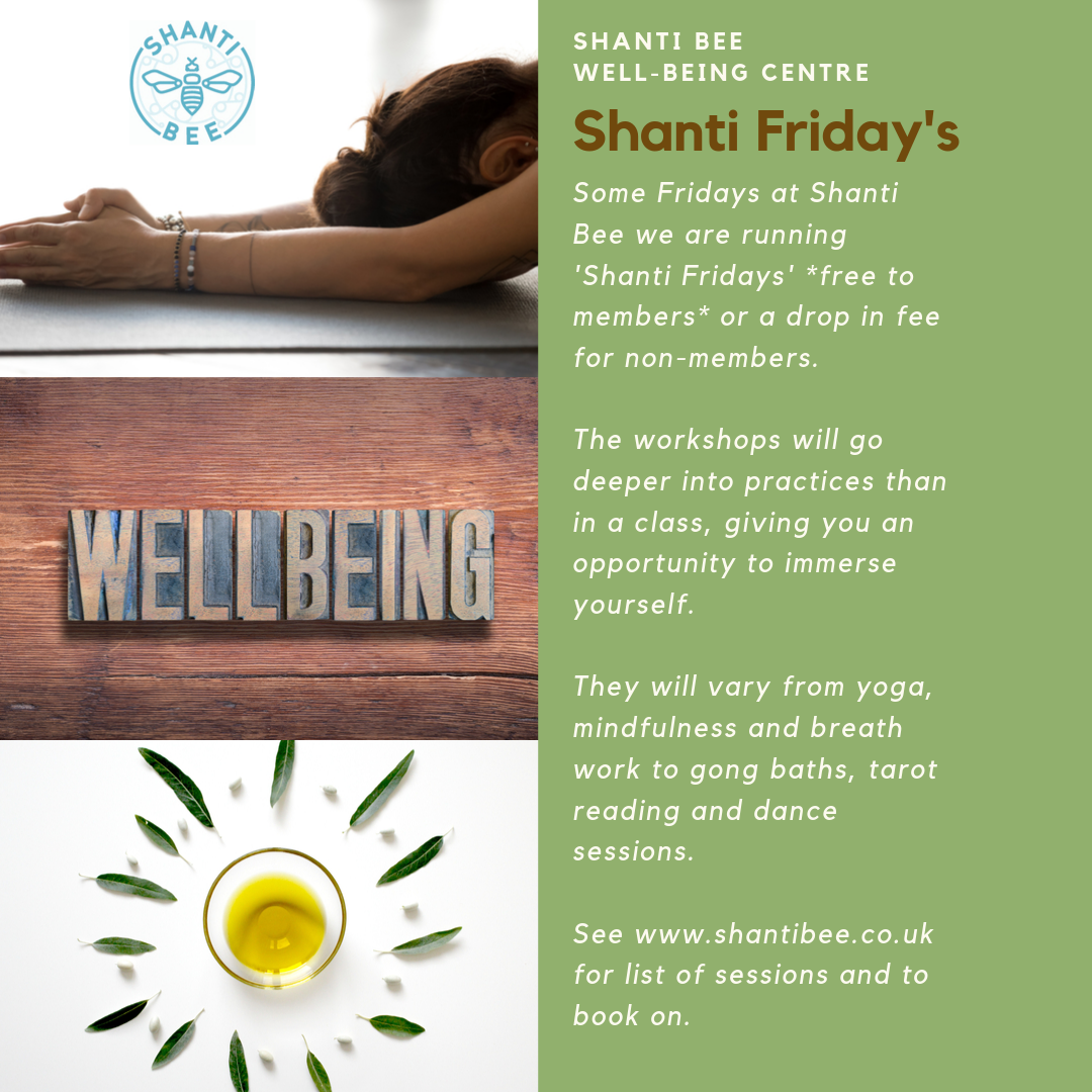 Shanti Fridays