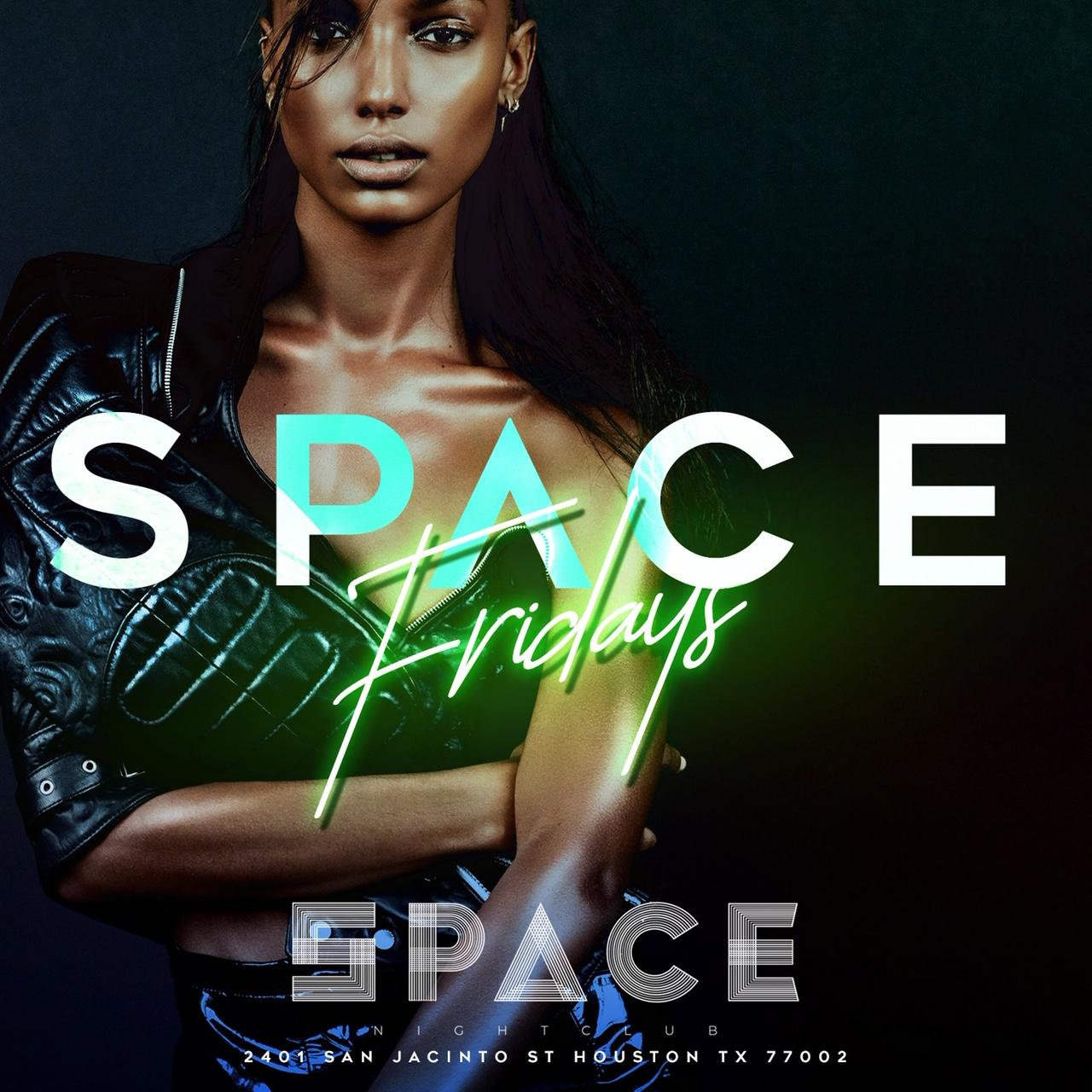 SPACE FRIDAYS | DJ MR ROGERS x DJ A-PLUS x MC BEEZY indmix