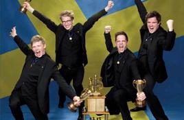 The Royal Harmonics Ringmasters Concert