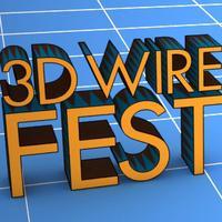 3D Wire FEST 2014