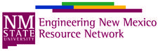NMSU Engineering New Mexico Resource Network  logo