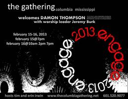 ENGAGE CONFERENCE 2013 with Damon Thompson