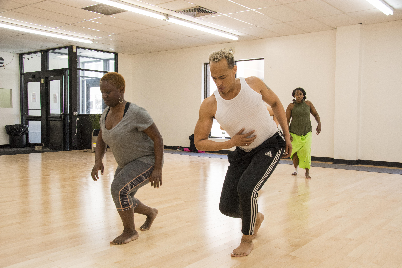 Beginner Afro-Cuban with Tony Domenech