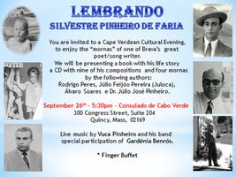 Remembering Silvestre Pinheiro Faria