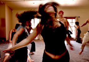 Dancing Freedom Facilitator Training: MASTERY ~ July 2013