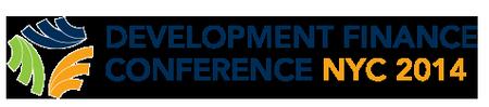 2014 Development Finance Conference
